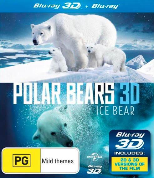 2012 加拿大《北极熊》一个夏天的奥德赛