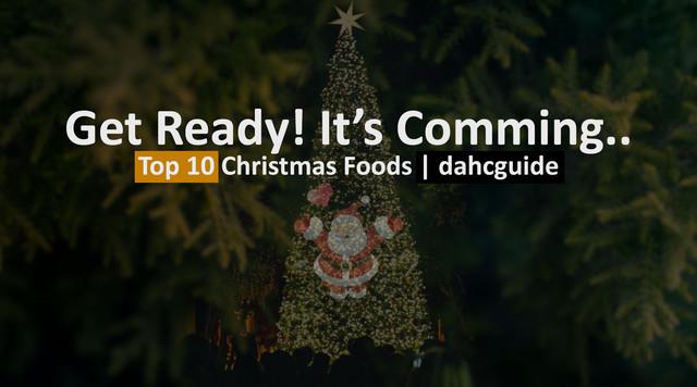 Christmas-Foods