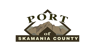 port of skamania logo
