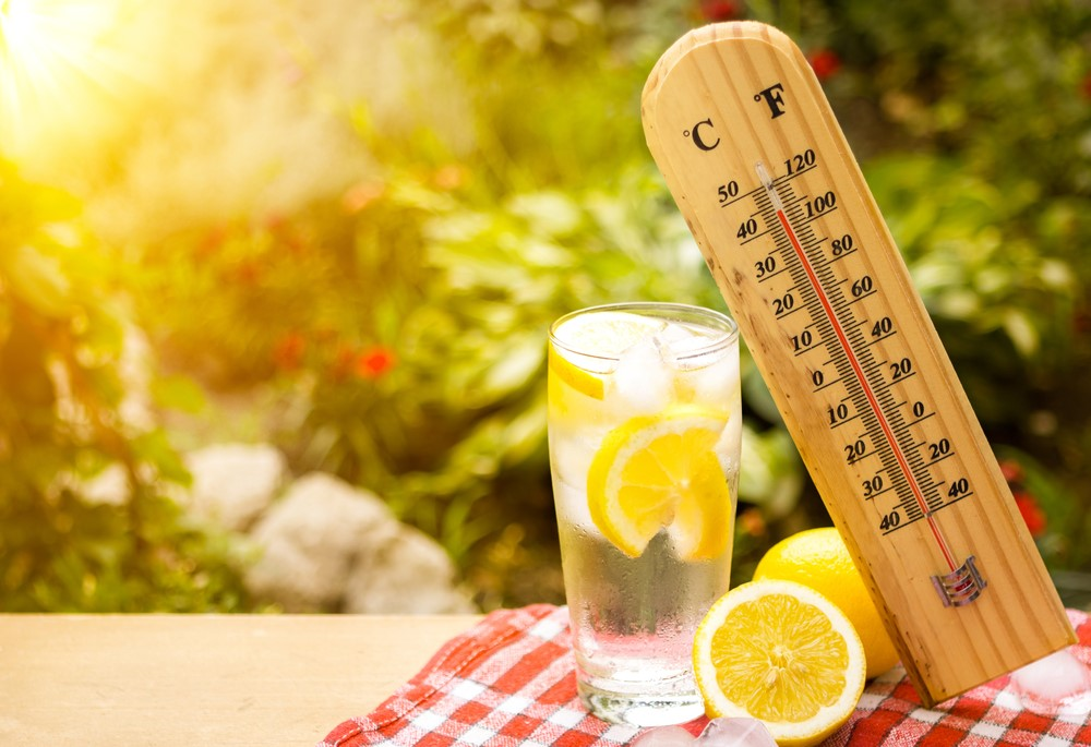 Stop the Sweat: Tips on Staying Cool in the Summer