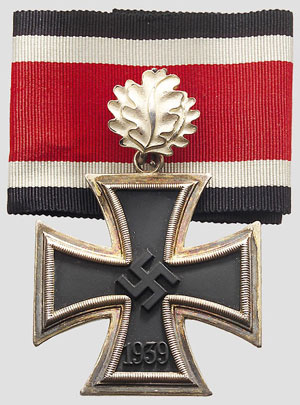 Knight's Cross of the Iron Cross With Oak Leaves