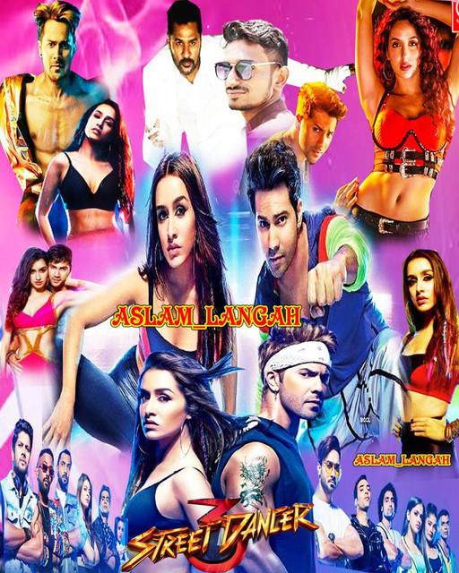 Street Dancer 3D 2020 Hindi Movie 480p HDRip 400MB ESubs DL