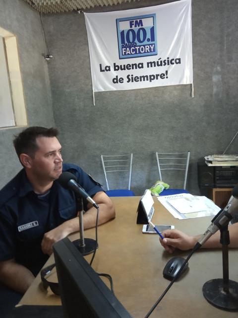 Locales: Líneas Telefónicas fuera de servicio de la Comisaria Urdinarrain