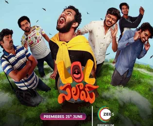 LOL Salaam Season 1 Complete (Telugu)