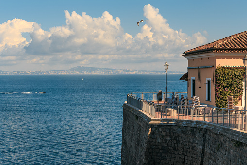 View-of-the-Naples-Hot-morning-on-the-coastline-near-Sorrento