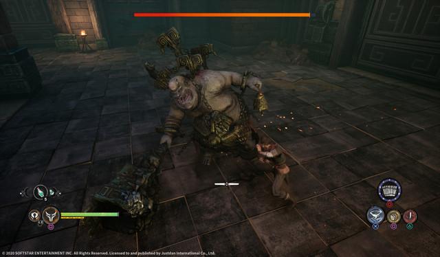 傑仕登宣布將與大宇合作,預計於亞洲地區推出PS4、PC《軒轅劍柒》雙版本實體片以及限定版,並首度公開PS4版本遊戲畫面 05-PS4