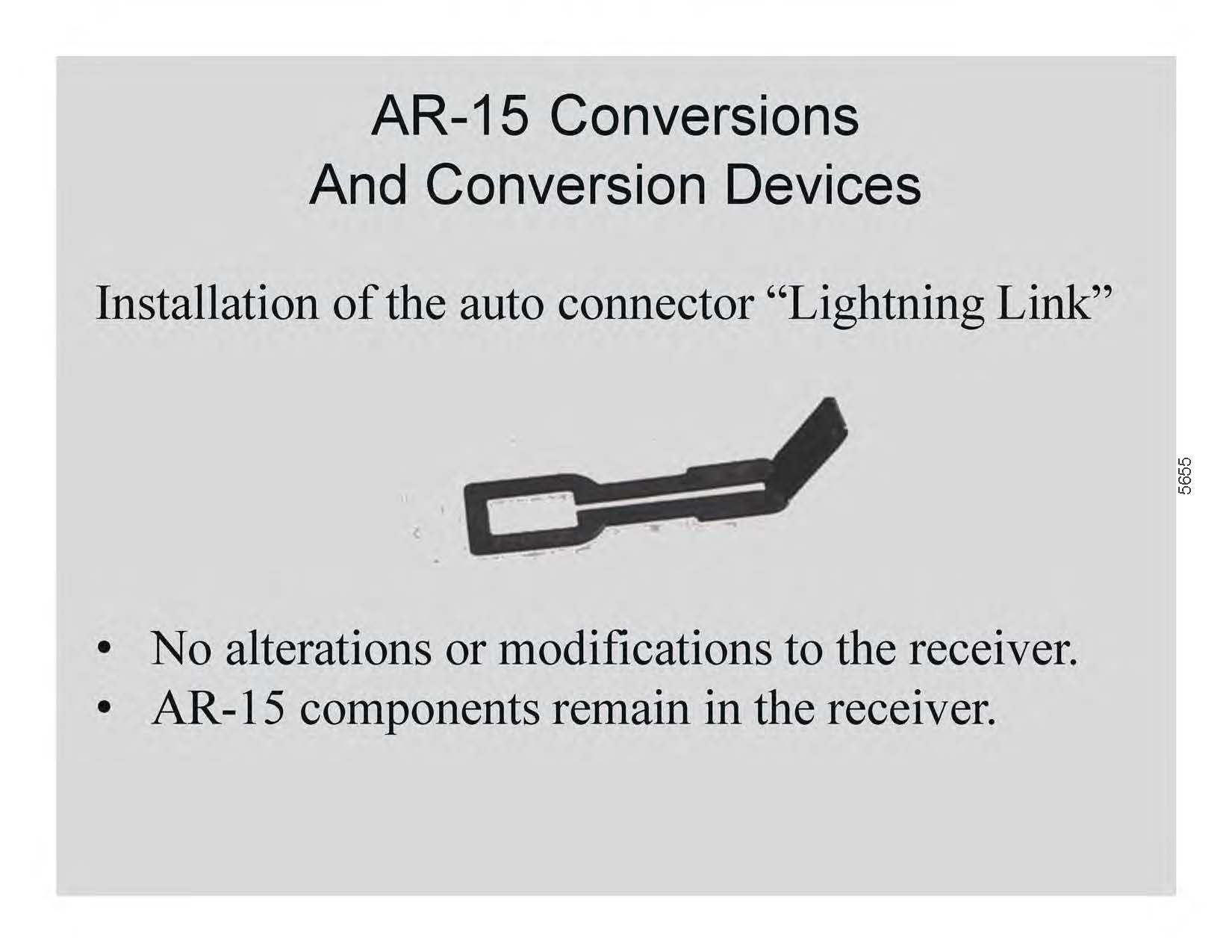 Prove LL's illegal without citing 26 USC 5845(b) - AR15 COM