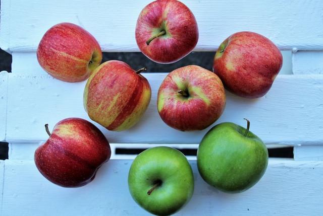 โทษของแอปเปิ้ล,เปลือกแอปเปิ้ลประโยชน์