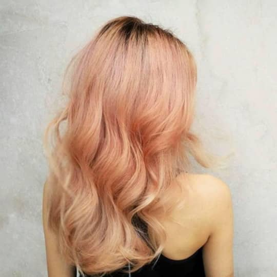 strawberry -hair-color