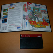 [VENDUS] 28 jeux MASTER SYSTEM -> 100€ FDPIN Tom-and-Jerry