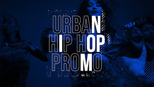 Urban hip hop promo 33583014 - Project for After Effects (Videohive)