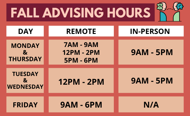 202103-Advising-Hours-Poster