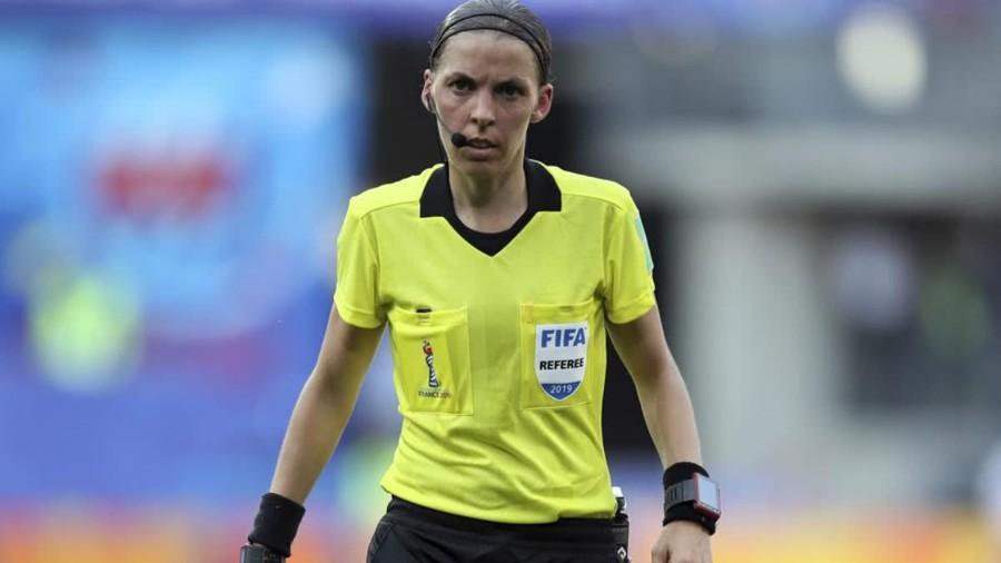 Juventus-Dinamo Kiev: arbitra Stephanie Frappart, una donna.