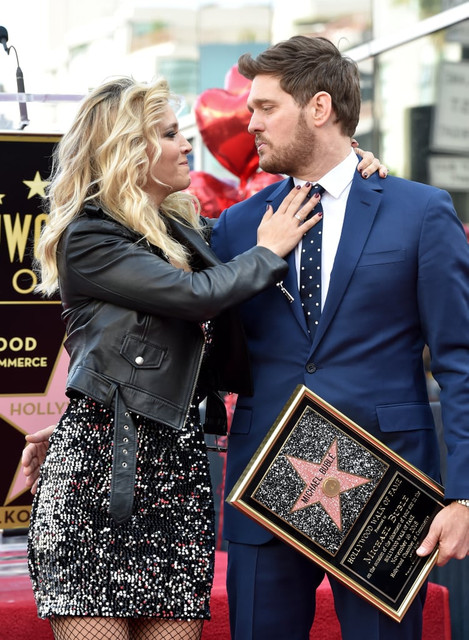 Michael-Bubl-Hollywood-Walk-Fame-Ceremony-2018-15