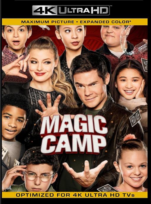 Campamento Mágico (2020) DSNP 4K HDR WEB-DL [2160p] Latino [GoogleDrive] [zgnrips]