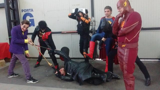 Matteo Bernabei Batman Of The Future 12