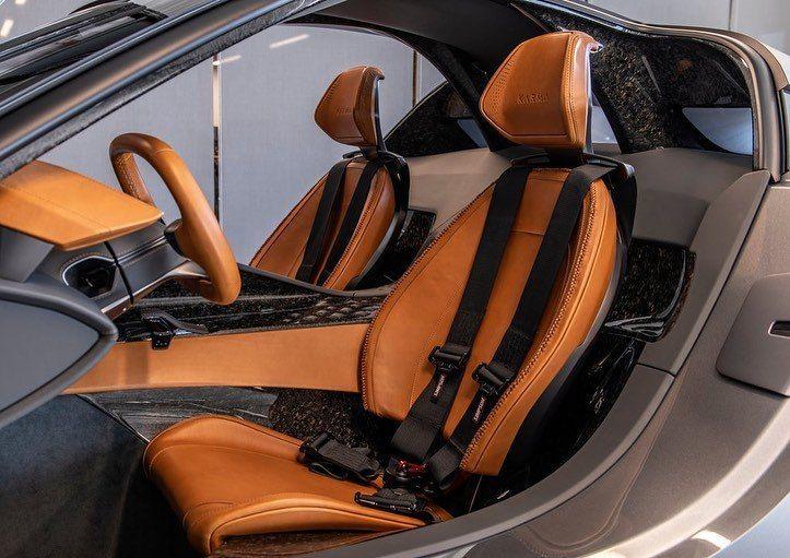 Karma SC2 Coupe Concept (Los Angeles 2019) 17