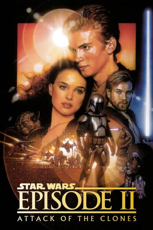 ვარსკვლავური ომები: ეპიზოდი 2 STAR WARS: EPISODE II - ATTACK OF THE CLONES