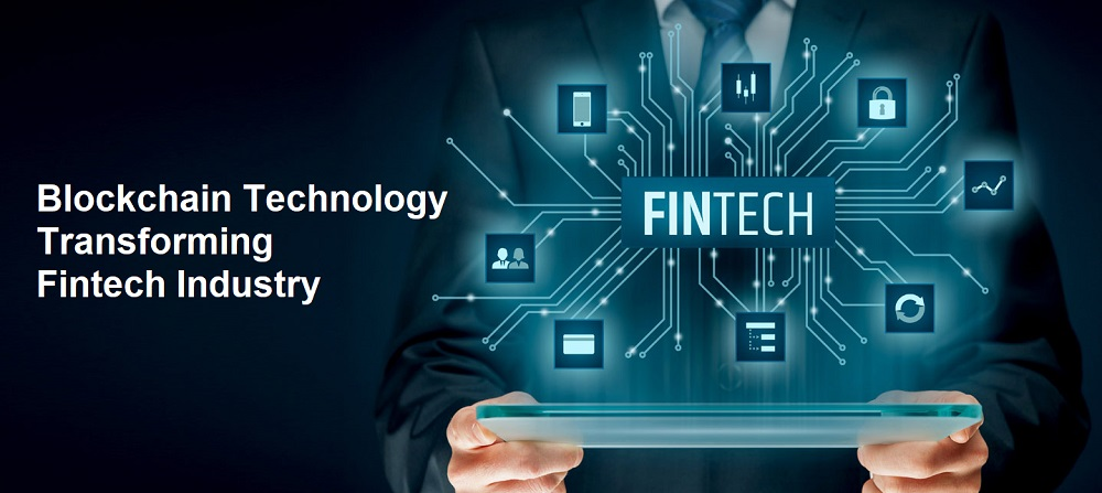 How Blockchain Technology Is Transforming The Fintech Industry?