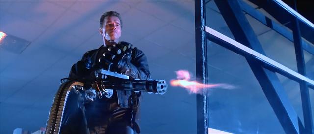 Терминатор 2: Судный день / Terminator 2: Judgment Day (1991) (H.264) (Театральная версия)