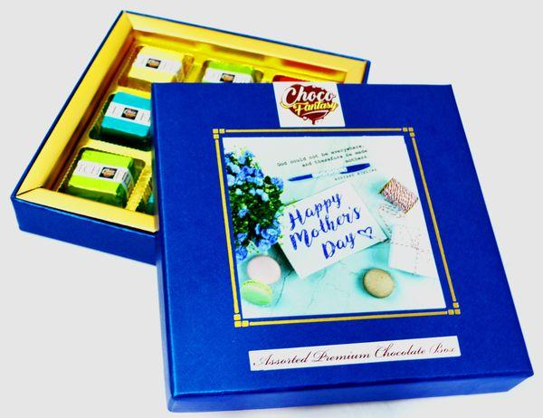 Mother's day Homemade Chocolate Gift Box