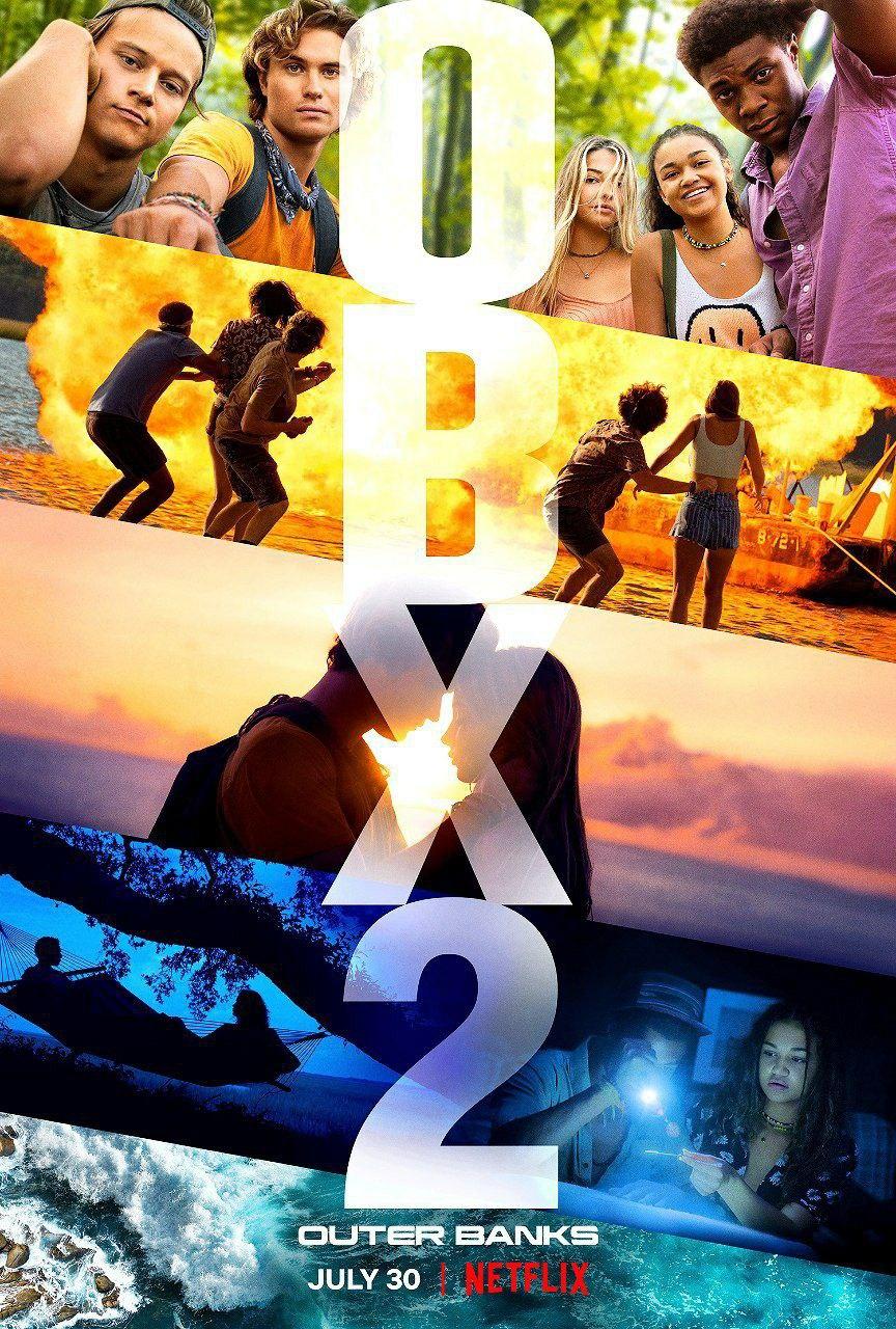 Outer Banks | 2021 | S02 | English + Hindi | 1080p | 720p | WEB-DL