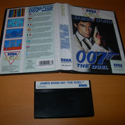 [VENDUS] 28 jeux MASTER SYSTEM -> 100€ FDPIN 007-The-Duel