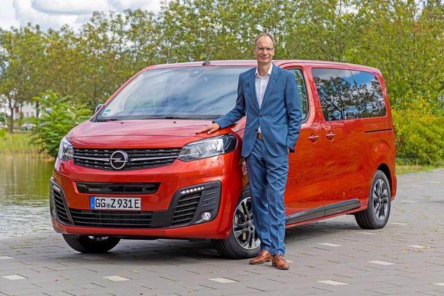 De l'électricité dans l'air : l'Opel Zafira-e Life tout électrique en vente à partir de 51 500 euros bonus environnemental déduit Opel-Zafira-e-512730