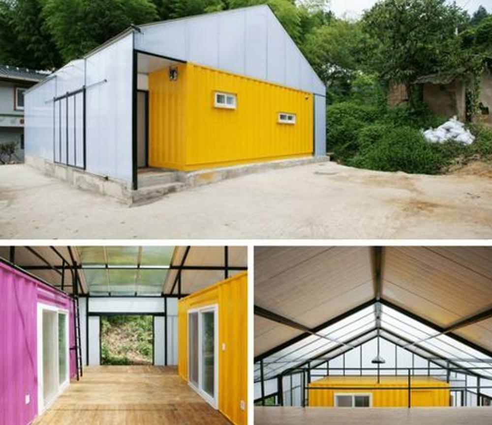 desain rumah low cost house