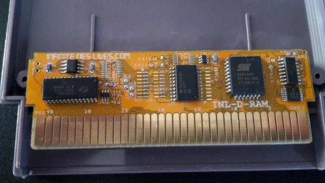 Retro PROGRAMMER DUMPER v2.0N et cartouche NES vierge, comment faire 20210412-174344