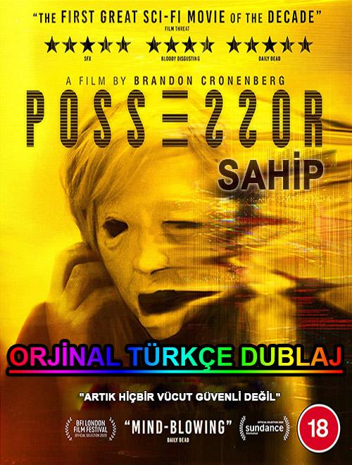 Possessor: Sahip | 2020 | BDRip | XviD | Türkçe Dublaj | 4K - 720p - 1080p - m720p - m1080p | BluRay | Dual | TR-EN | Tek Link