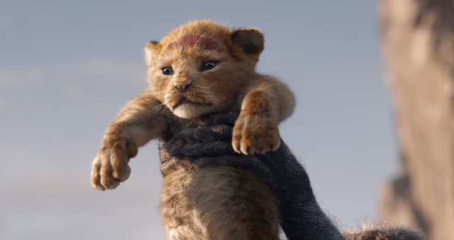 A-FUTURE-KING-IS-BORN-In-Disneys-all-new-The-Lion-King-Simba-idolizes-his-father-King-Mufasa-and-tak