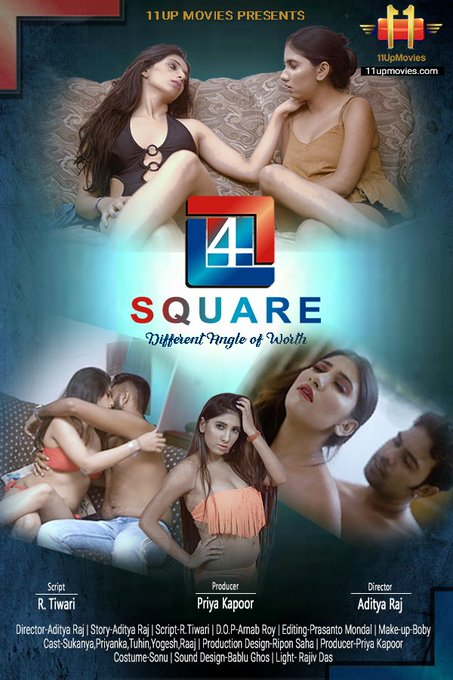 Foursquare 2020 S01E03 Hindi 11Upmovies Web Series 720p HDRip 200MB Download