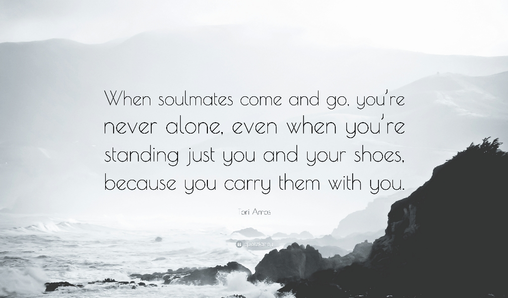 The Upside to Soulmate Definition