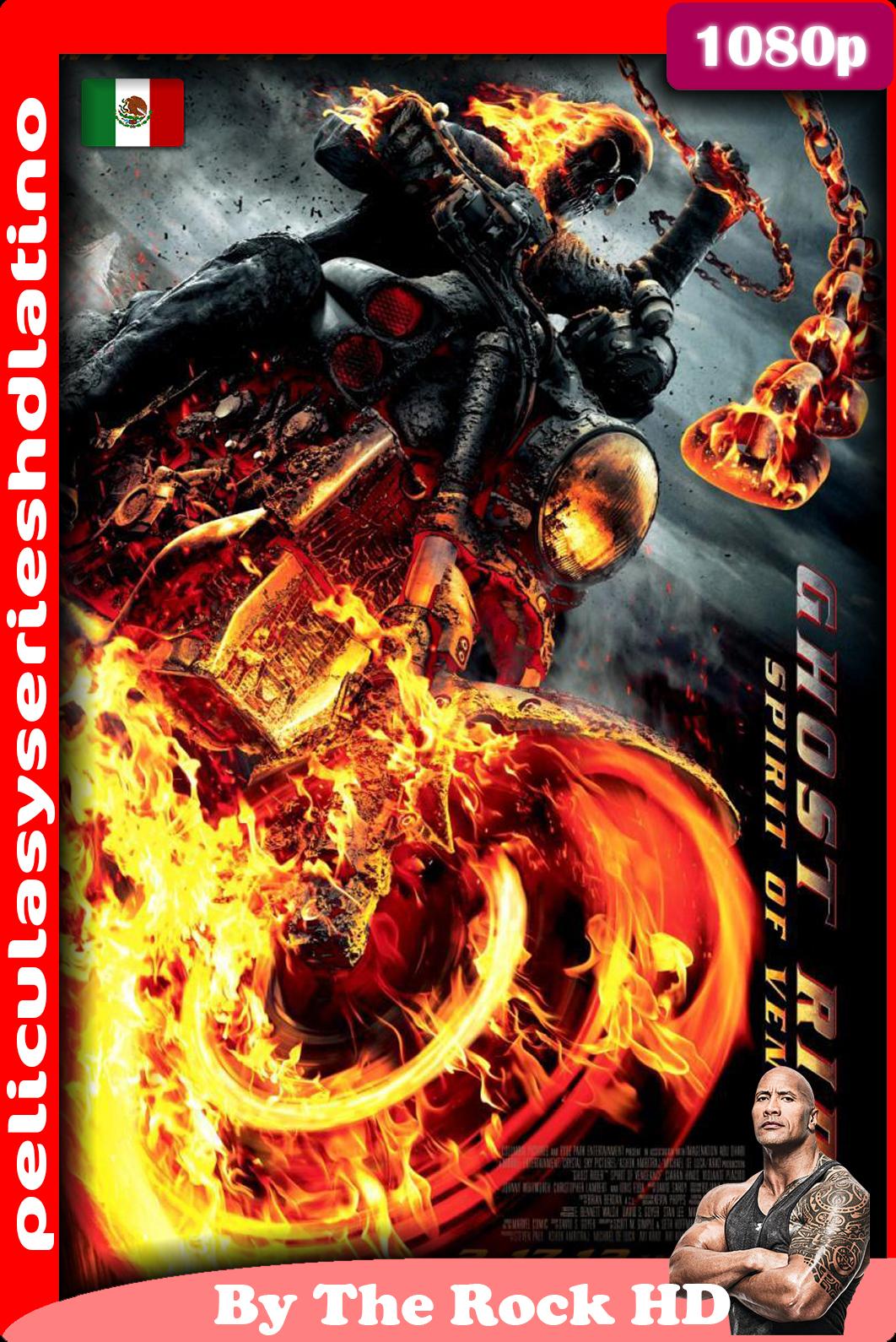 Ghost Rider: Espíritu de venganza, (2012) [1080p] [Latino] [Google Drive]
