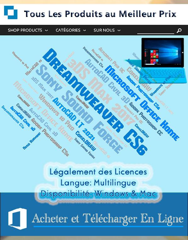 Microsoft Access 2019 en ligne