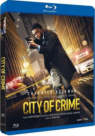 City of Crime (2019) Full Bluray AVC DTS-HD 5.1 iTA ENG AVC - DDN