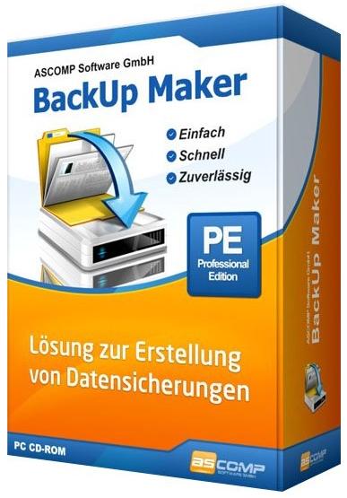 BackUp Maker Professional 8.002