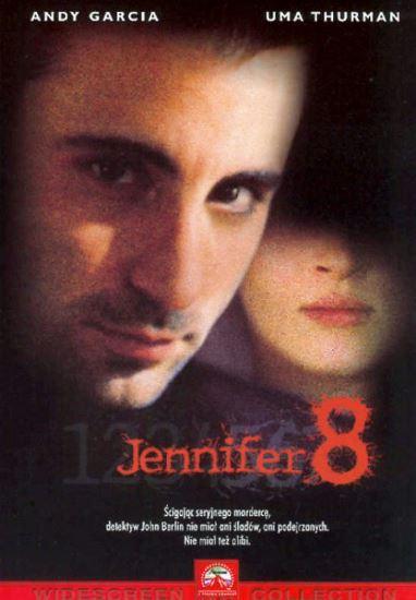 Jennifer 8 / Jennifer Eight (1992) PL.AC3.DVDRip.XviD-GR4PE   Lektor PL