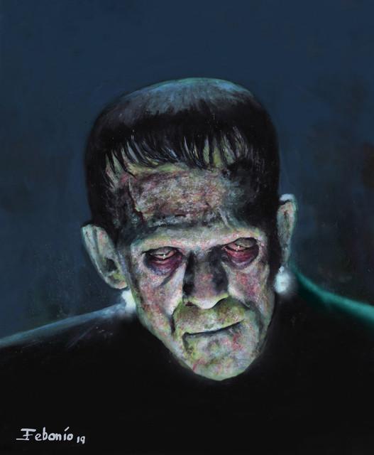 Karloff-Frankenstein