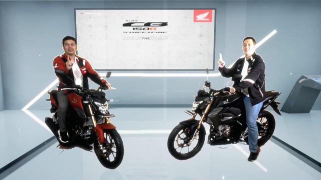Usung-Gaya-Big-Bike-Honda-CB150-R-Streetfire-Hadir-di-Samarinda-2