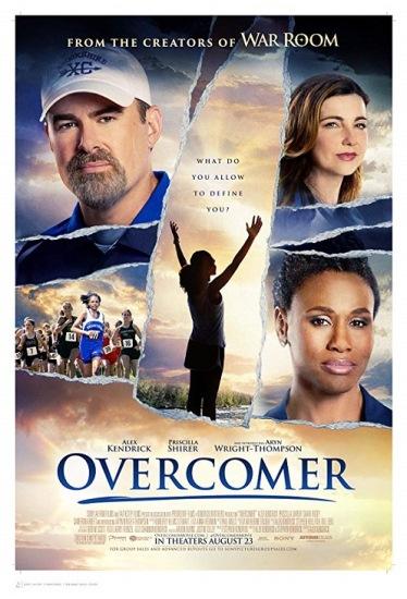 Biegnij i zwyciężaj / Overcomer (2019)