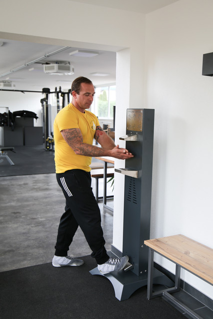 hygiene-station-sports-facility