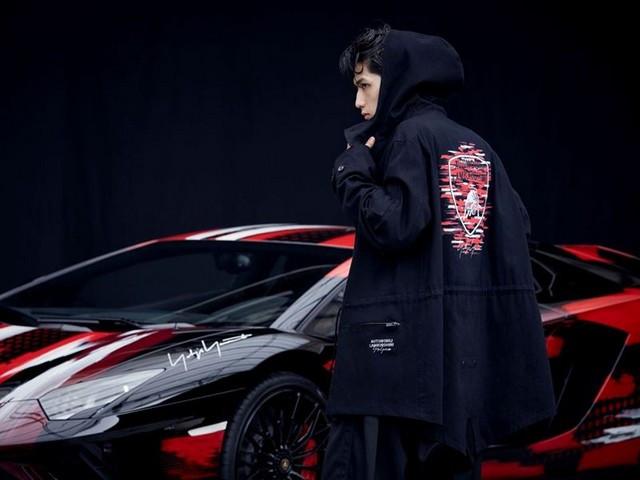 Automobili Lamborghini et Yohji Yamamoto célèbrent l'inauguration du Lamborghini Lounge Tokyo et du Studio Ad Personam 571407-v2
