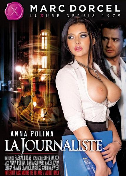 Журналистка  |  La journaliste (2012) HDTV 720p | Rus