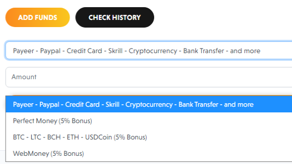 Justanotherpane Add Funds