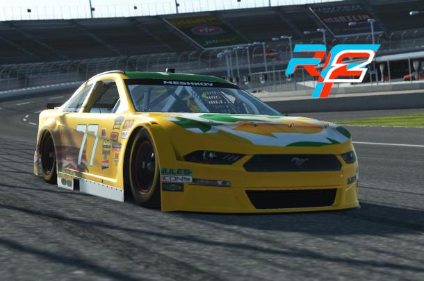 VRC NASCAR 2021 - Round 11 - Richmond
