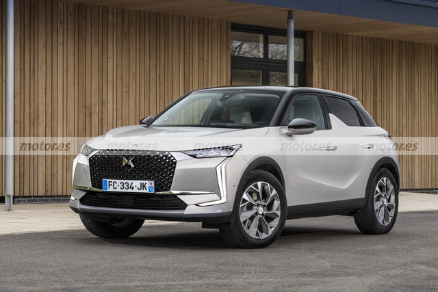 2022 - [DS Automobiles] DS 3 Crossback restylé  91-F956-AF-2-B6-E-46-F5-B4-A7-FED5-C4646-CD2
