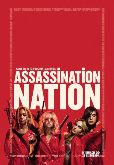 Assassination Nation (2018) PL.AC3.DVDRip.XviD-GR4PE | Lektor PL