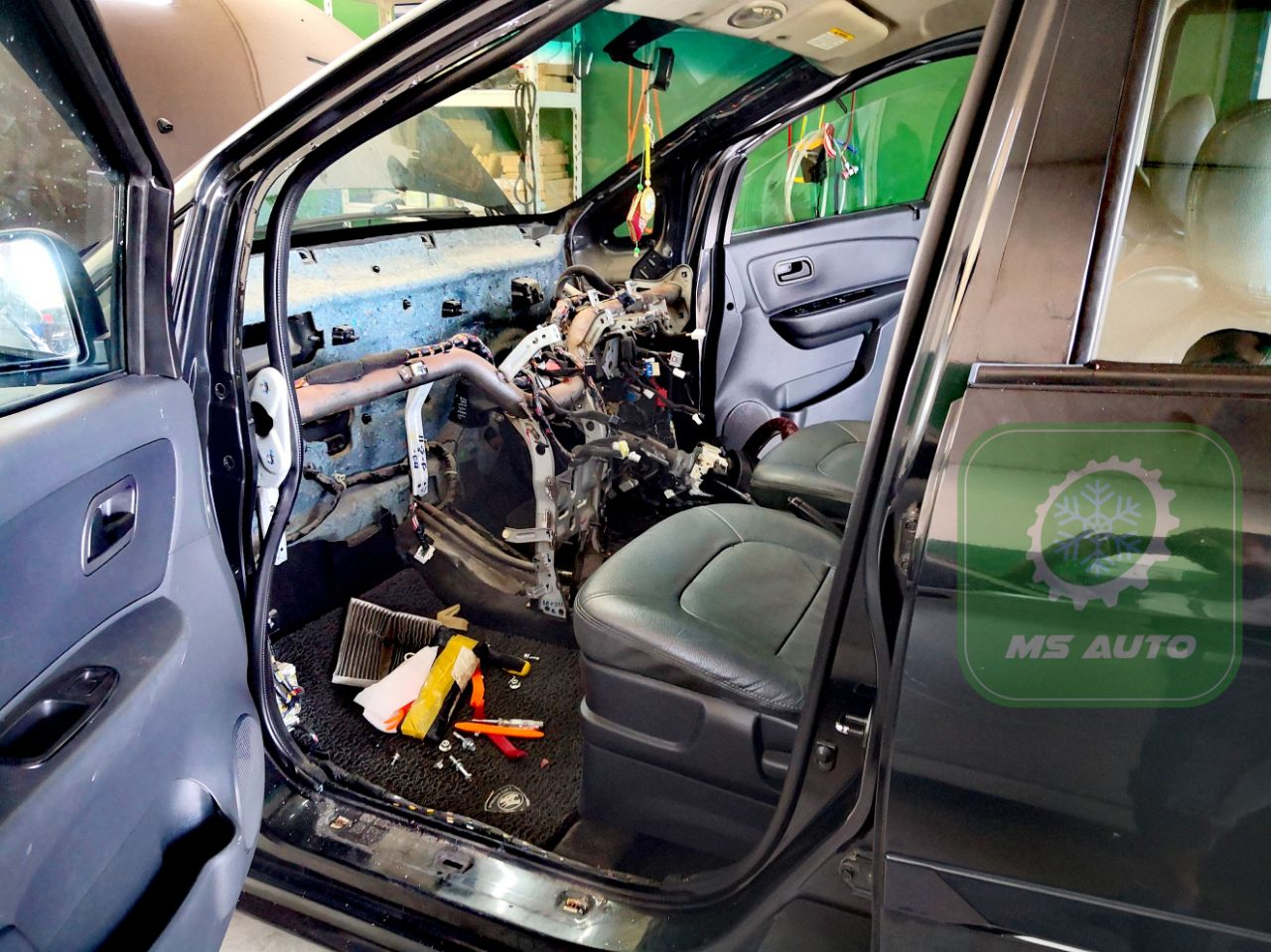 Masalah Aircond Kereta Proton Exora Ms Auto Aircond Servis